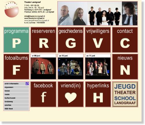 theater rijswijk programma
